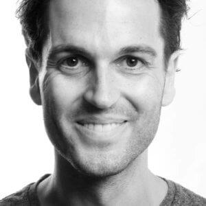 Portrait of Mitchell Callahan