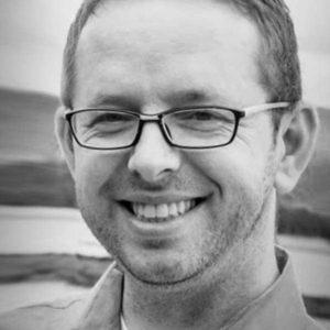 Portrait of Adam Buckeridge