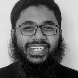 Portrait of Muhammad Muhsin